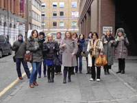 Dowsing London in the City