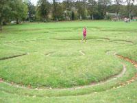 Paris maze and orb